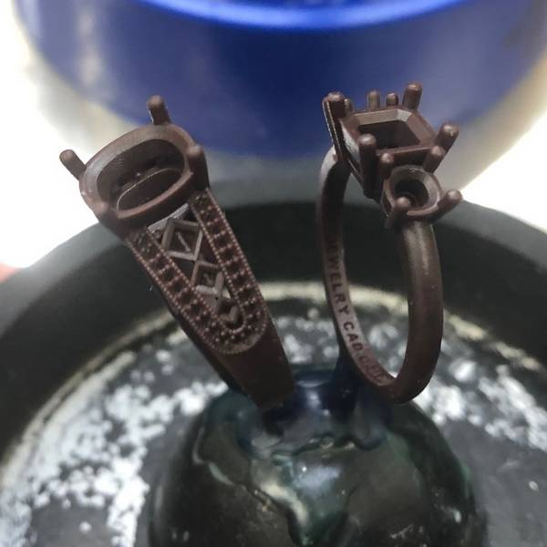 Jewelry 3D Printer Resin Cast